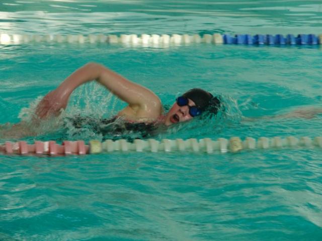 В басейні КЗ «ВМПДЮ» відбувся відкритий Новорічний турнір міста Вінниці